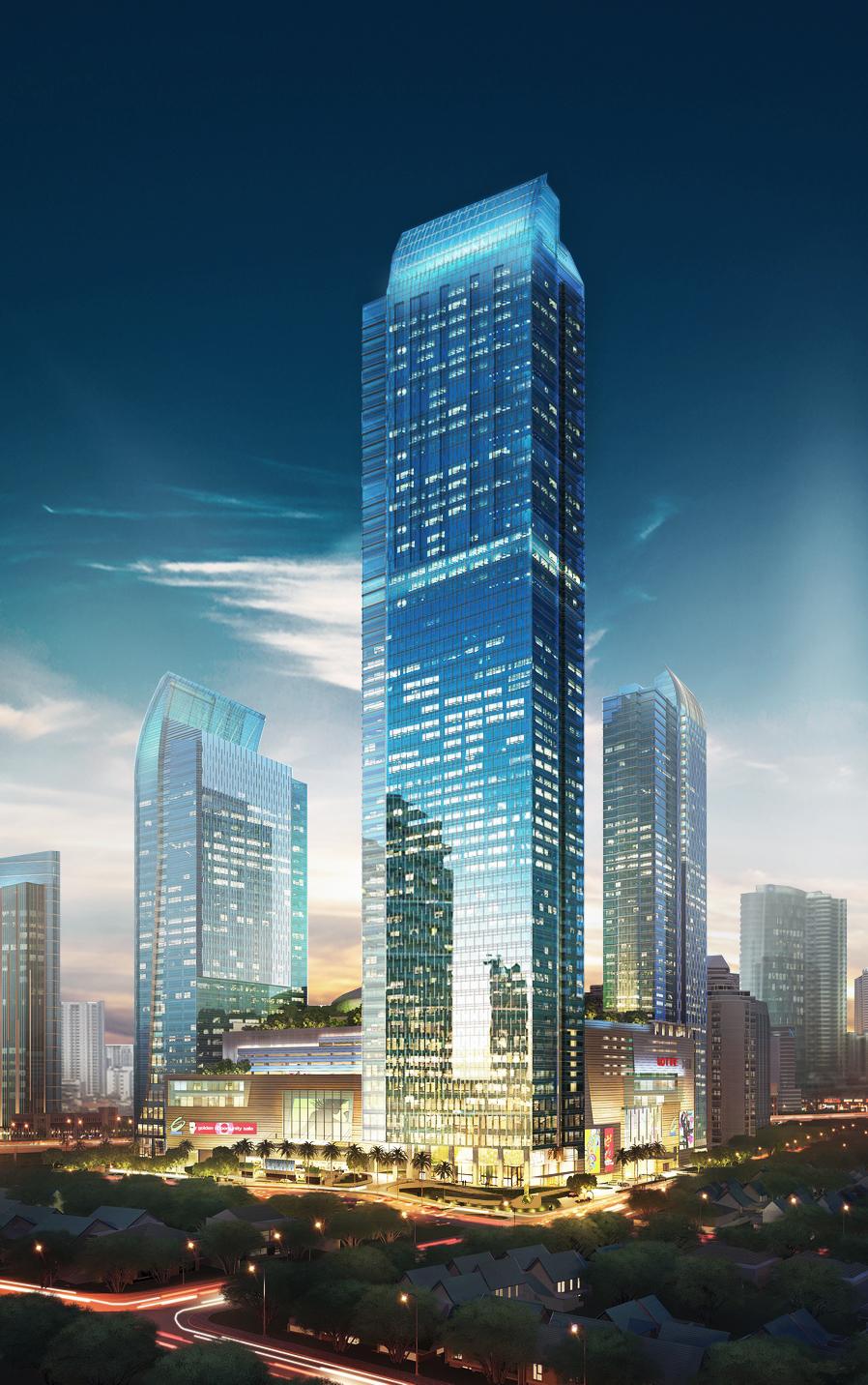 Ciputra World Jakarta 1 Tower D
